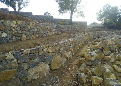 Construccines Benicasim Rehabilitación de Muros